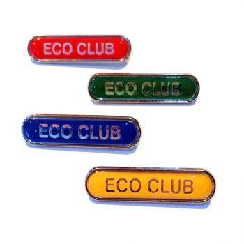 ECO CLUB badge